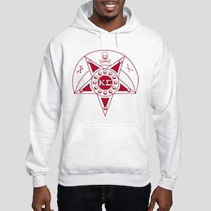 Kappa Sigma Badge Hooded Sweatshirt