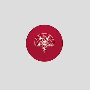 Kappa Sigma Badge Mini Button