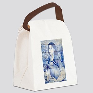 Azulejo mural Canvas Lunch Bag