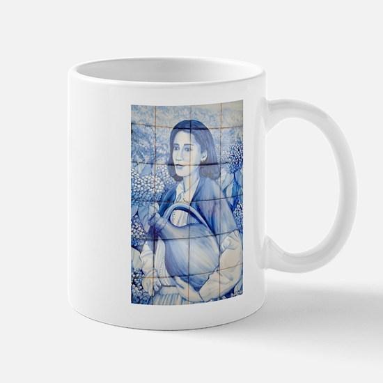 Azulejo mural Mugs