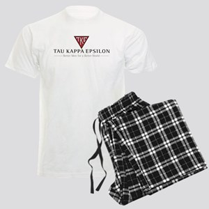 Tau Kappa Epsilon Logo Men's Light Pajamas