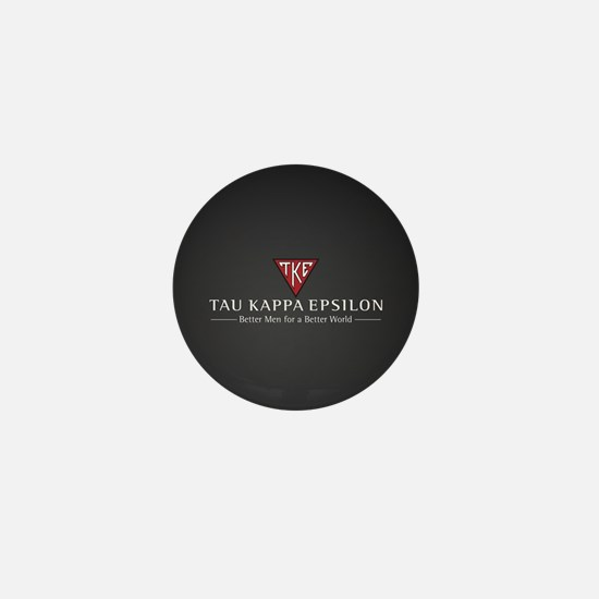Tau Kappa Epsilon Logo Mini Button