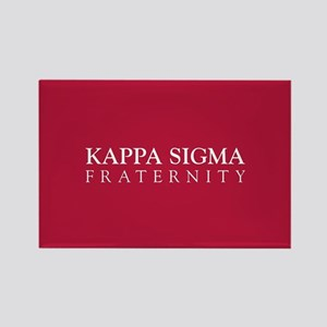 Kappa Sigma Fraternity Rectangle Magnet