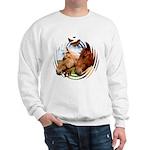 2 Horses Sweatshirt