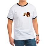 2 Horses Ringer T