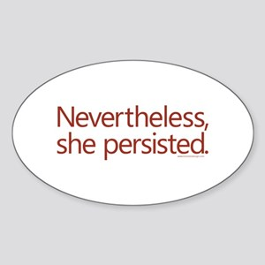 Nevertheless She Persisted Sticker (1)