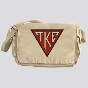 Tau Kappa Epsilon House Messenger Bag