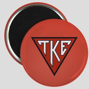 Tau Kappa Epsilon House Magnet