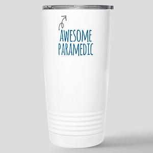 Awesome Paramedic Stainless Steel Travel Mug