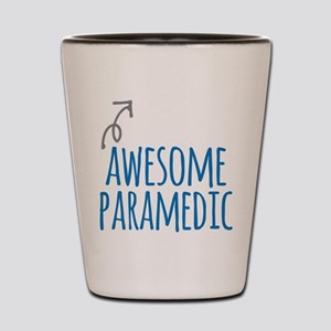 Awesome Paramedic Shot Glass