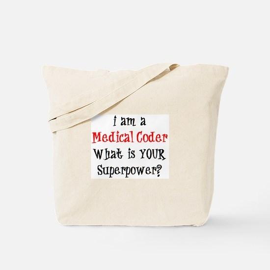 medical coder Tote Bag