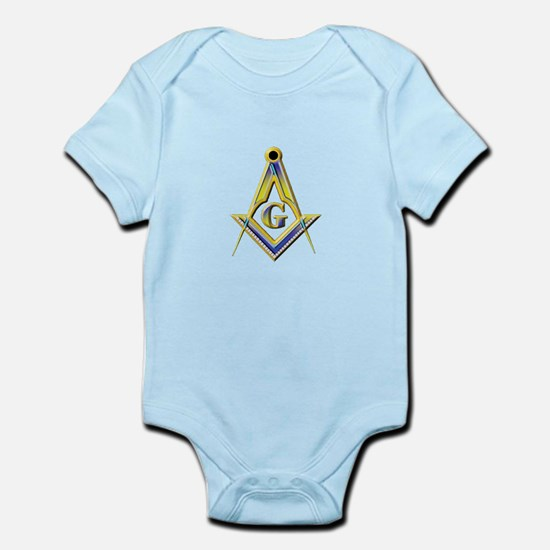 Freemason Square & Compasses Body Suit