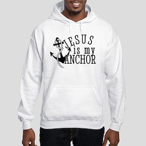 Jesus Is My Anchor Sweatshirt