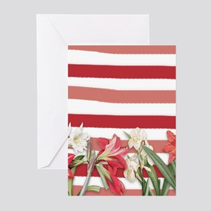 Vintage Botanical Florals Watercolo Greeting Cards
