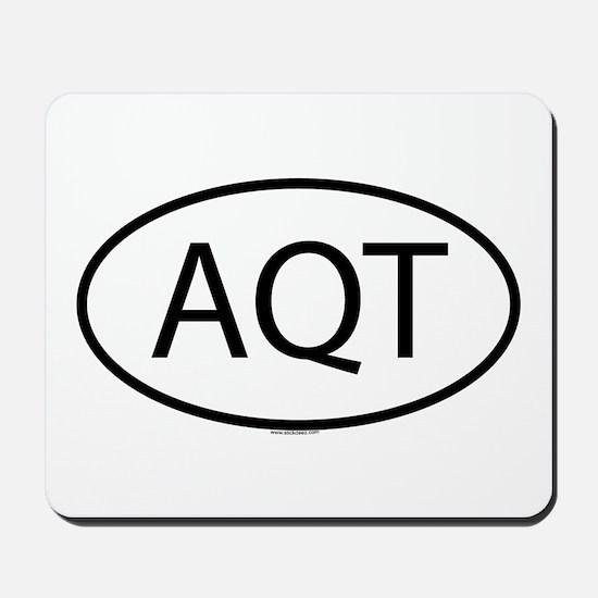 AQT Mousepad
