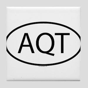 AQT Tile Coaster