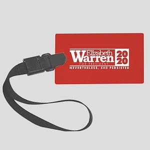 Warren 2020 Persist Large Luggage Tag