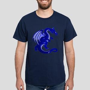 Blue Dragon Tee (Dark)