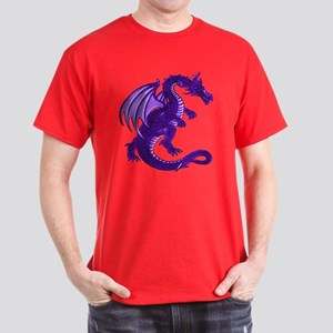 Purple Dragon Tee (Dark)