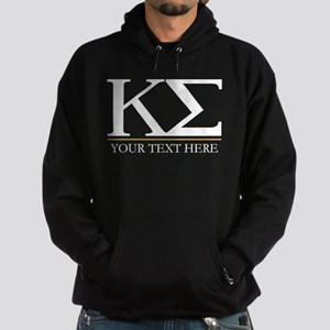 Kappa Sigma Personalized Hoodie (dark)