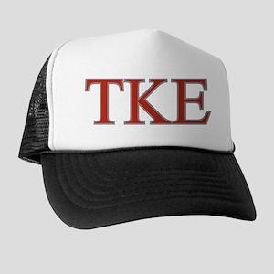 Tau Kappa Epsilon Letters Trucker Hat