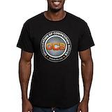Ocb Fitted Dark T-Shirts