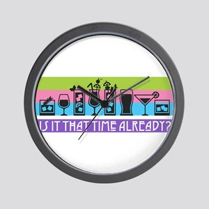 Is It That Time Already? Wall Clock