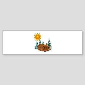 CABIN Bumper Sticker