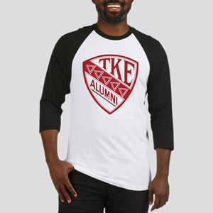 Tau Kappa Epsilon Shield Baseball Jersey