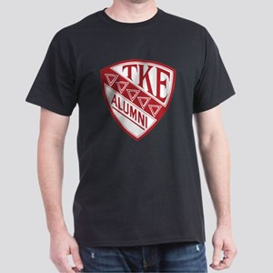 Tau Kappa Epsilon Shield Dark T-Shirt