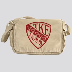Tau Kappa Epsilon Shield Messenger Bag