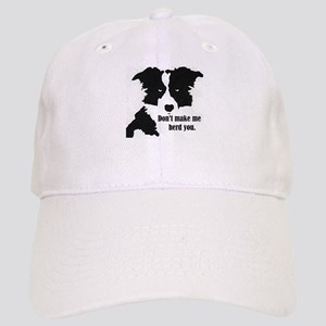 Border Collie Art Baseball Cap