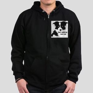 Border Collie Art Sweatshirt