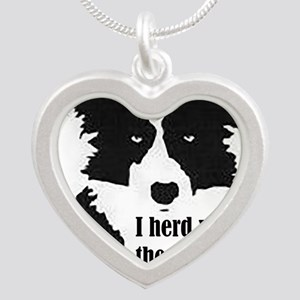 Border Collie Herd You Necklaces