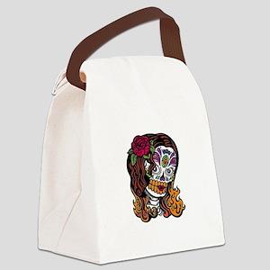SUGAR Canvas Lunch Bag