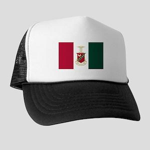 kappa sigma flag Trucker Hat
