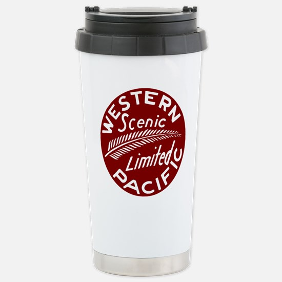 Western Pacific Limited Stainless Steel Travel Mug