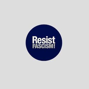 Resist Fascism Mini Button