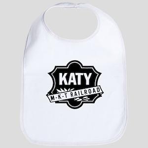 Katy Railroad Baby Bib