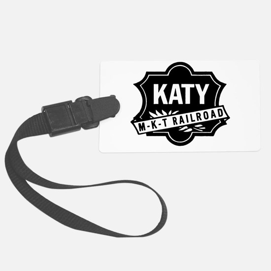 Katy Railroad Luggage Tag