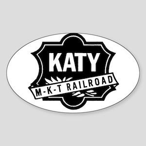 Katy Railroad Sticker