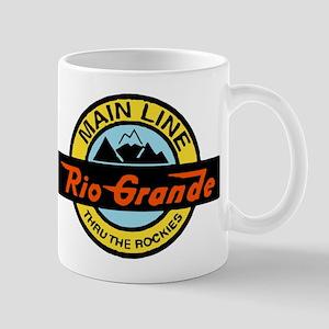 Rio Grande Rockies Railway Mugs