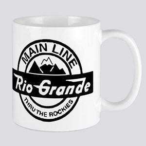 Rio Grande Rockies Railroad Mugs