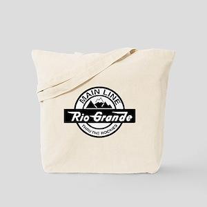 Rio Grande Rockies Railroad Tote Bag