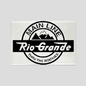 Rio Grande Rockies Railroad Magnets
