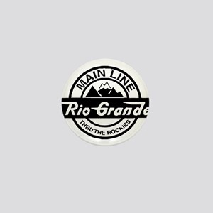 Rio Grande Rockies Railroad Mini Button