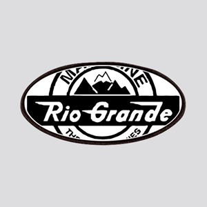 Rio Grande Rockies Railroad Patch