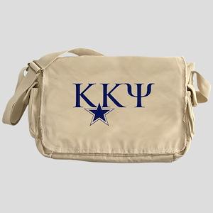Kappa Kappa Psi Fraternity Letters i Messenger Bag