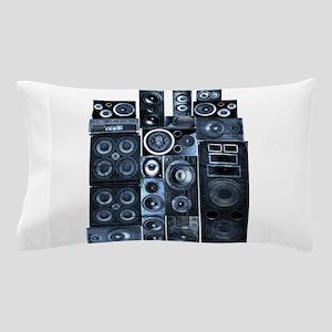 Speakrs Pillow Case