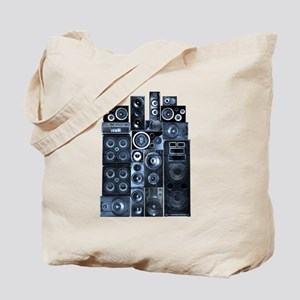 Speakrs Tote Bag